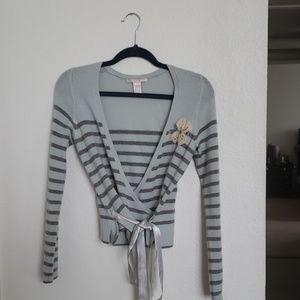 Rebecca Taylor 100% Cashmere Sweater